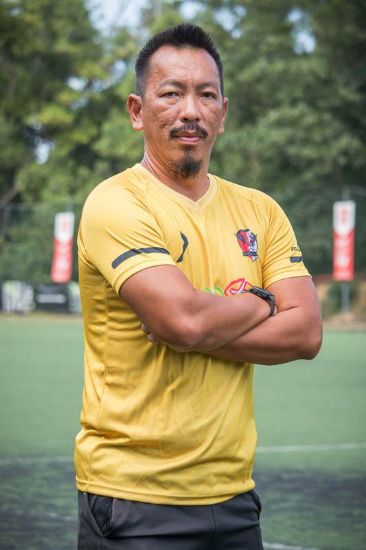 Shazwan Wong