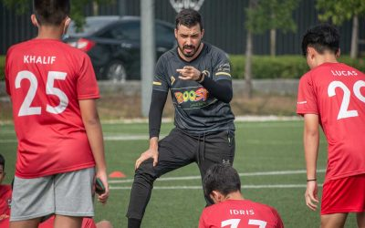 Moments Week 6: Return to Competitive Football